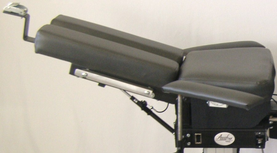 Besides All Of The Useful Tools Found So Far On THE SPINEWERX DECOMPRESSION  TABLE Such As Multipositional Armrests And Full Spinal Biomechanics, ...